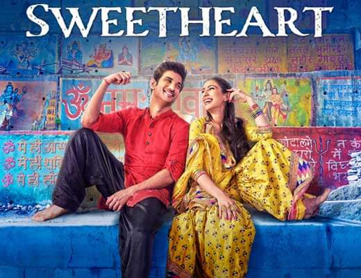 Sweetheart Lyrics - Kedarnath