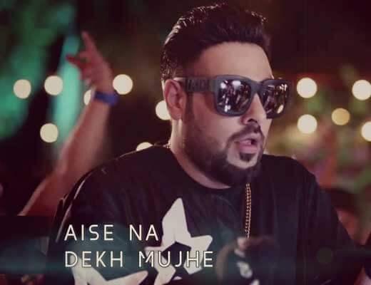 Aise Na Dekh Mujhe Lyrics - ONE (Original Never Ends)