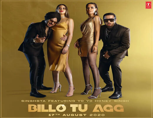 Billo-Tu-Agg---Yo-Yo-Hony-Singh---Lyrics-In-Hindi