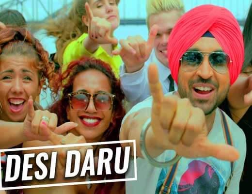 Desi Daru Lyrics - Sardaarji 2