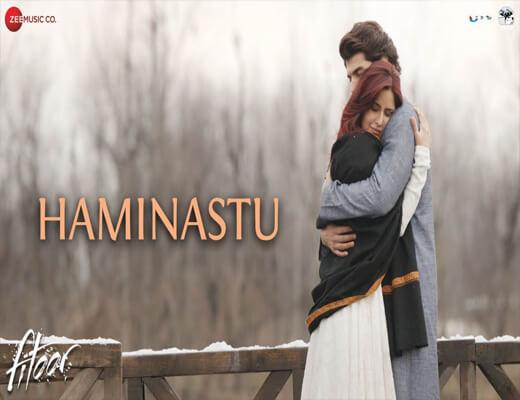 Haminastu---Fitoor---Lyrics-In-Hindi