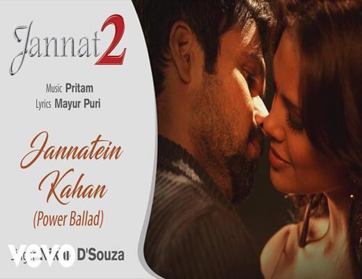 Jannatein-Kahan---Jannat-2---Lyrics-In-Hindi