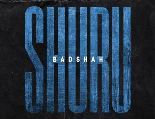Shuru---Badshah---Lyrics-In-Hindi