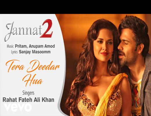 Tera-Deedar-Hua---Jannat-2---Lyrics-In-Hindi