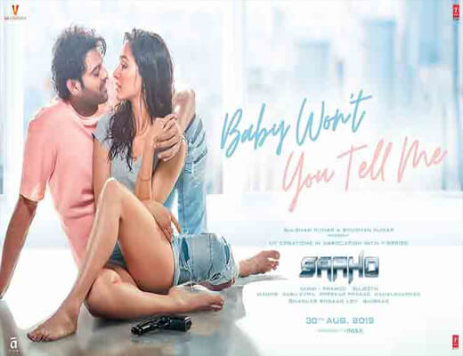 Baby-Won't-You-Tell-Me---Saaho---Lyrics-In-Hindi
