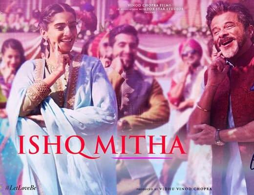 Gud Naal Ishq Mitha Lyrics - Ek Ladki Ko Dekha Toh Aisa Laga
