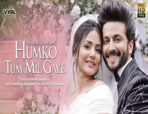 Humko-Tum-Mil-Gaye---Vishal-Mishra---Lyrics-In-Hindi