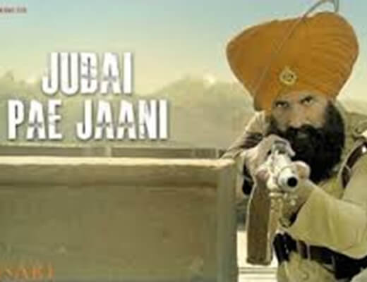 Judai Pae Jaani Lyrics - Kesari