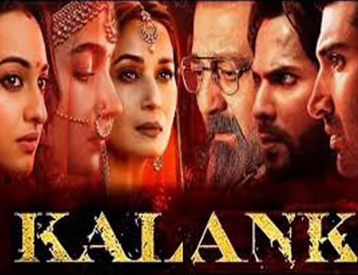 Kalank (Bonus Track) Lyrics - Kalank