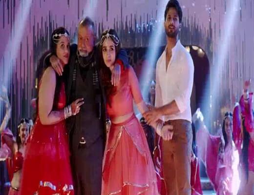 Senti Wali Mental Lyrics - Shaandaar