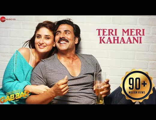 Teri Meri Kahaani Lyrics - Gabbar is Back