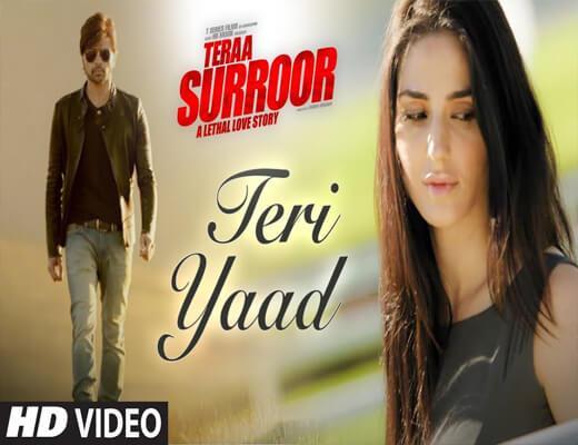 Teri-Yaad---Tera-Suroor-2---Lyrics-In-Hindi