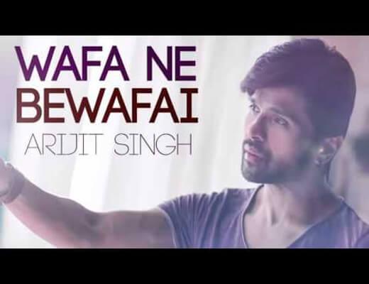Wafa-Ne-Bewafai---Tera-Suroor-2---Lyrics-In-Hindi