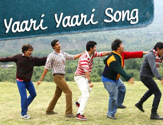 Yaari Yaari Lyrics - Purani Jeans