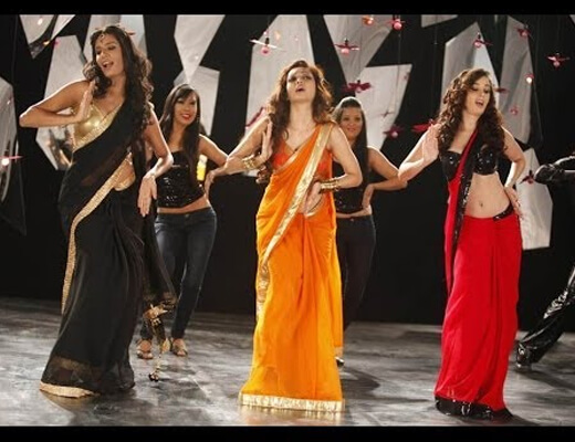 Dhak Dhak Lyrics - Nautanki Saala