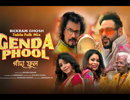 Genda Phool Tabla Folk Mix Lyrics – Badshah