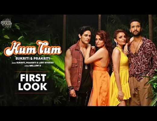 Hum Tum Lyrics – Sukriti Kakar, Prakriti Kakar