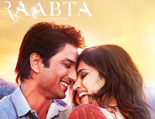 Ik Vaari Aa Lyrics - RaabtaArijit Singh