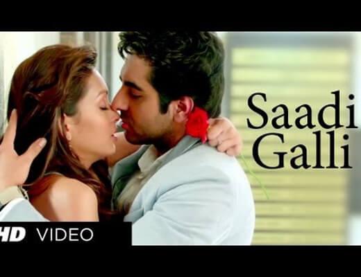 Saadi Galli Aaja Lyrics - Nautanki Saala