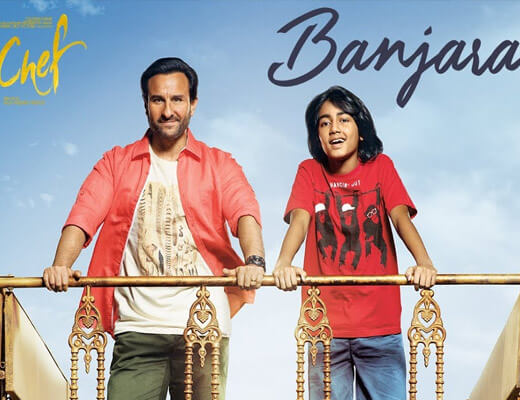Banjara Lyrics - Chef