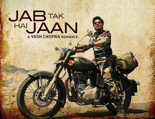 Jab Tak Hai Jaan - The Poem Lyrics