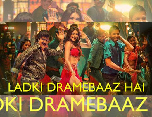 Ladki Dramebaaz Hai Lyrics – Suraj Pe Mangal Bhari