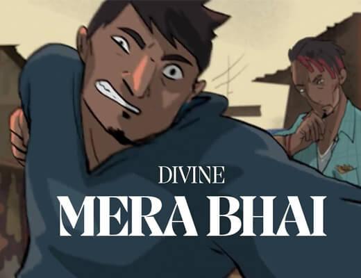 Mera Bhai Lyrics – DIVINE