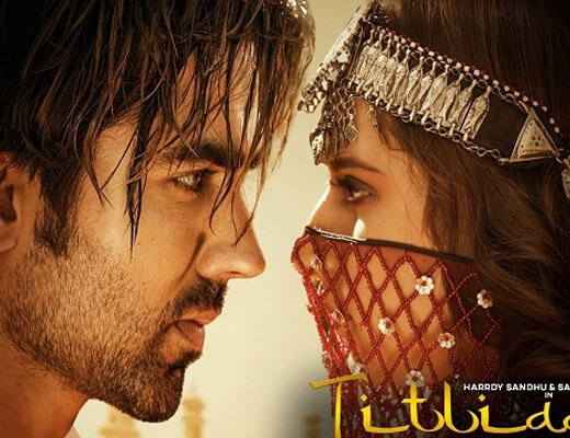 Titliaan Lyrics – Jaani, Afsana Khan