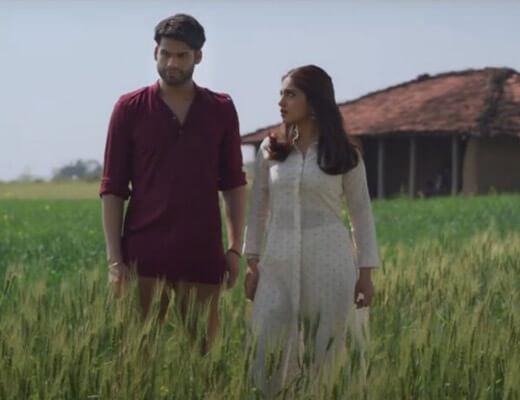 Baras Baras Lyrics – Durgamati