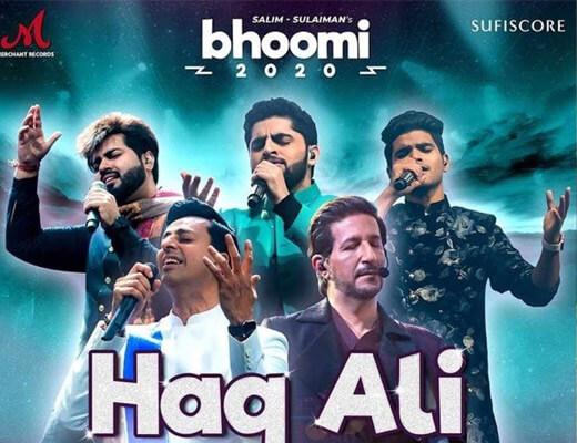 Haq Ali Lyrics – Salim Merchant, Salman Ali, Vipul, Raj