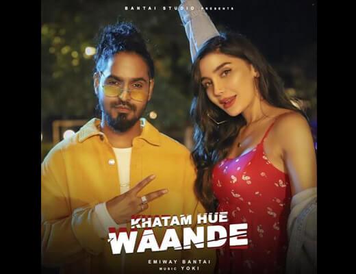 Khatam Hue Waande Lyrics – Bantai