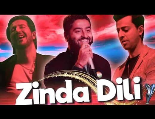 Zinda Dili Lyrics – Arijit Singh
