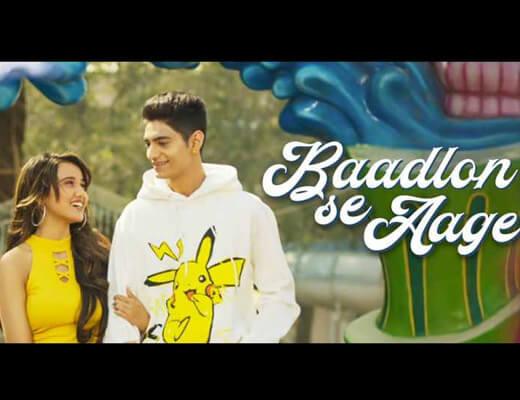 Baadlon Se Aage Lyrics – Palak Muchhal, Palaas