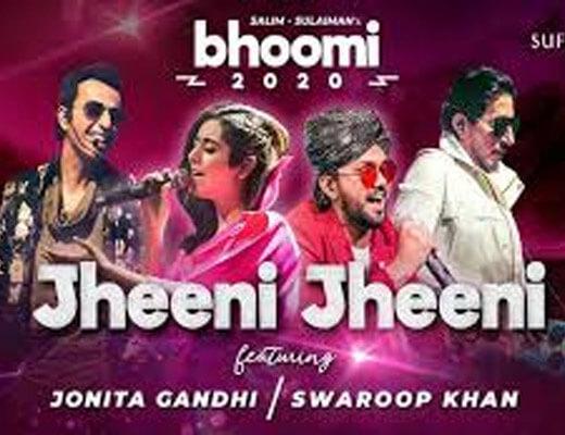 Jheeni Jheeni Lyrics – Bhoomi 2020