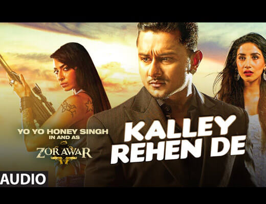 Kalley Rehen De Lyrics - Alfaaz