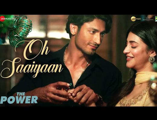 Oh Saaiyaan Lyrics – Arijit Singh