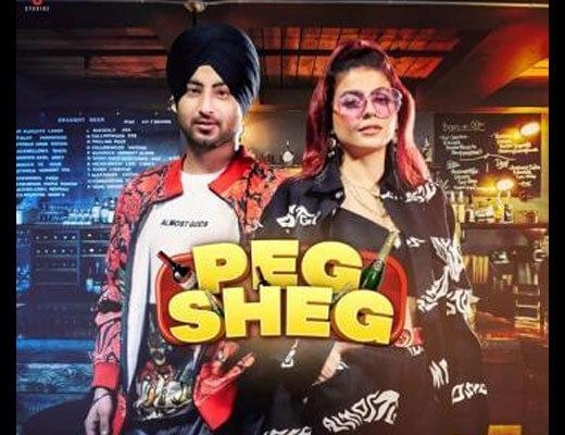 Peg Sheg Lyrics – Minda, Afsana Khan