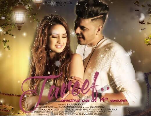 Tareef Song lyrics - Zorawar