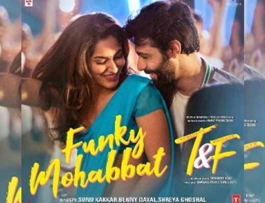 Funky Mohabbat Lyrics – Tuesdays & Fridays