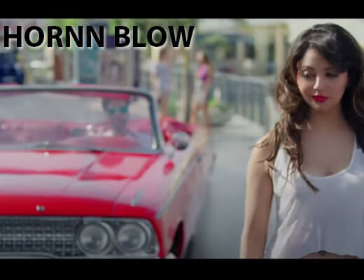 Horn Blow Lyrics – Harrdy Sandhu