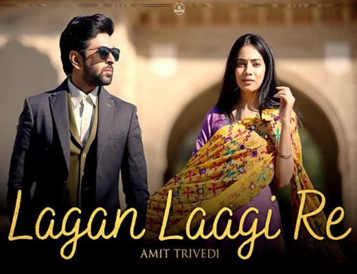 Lagan Laagi Re Lyrics – Shreya Ghoshal & Kavita Seth
