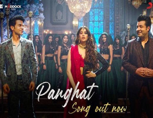 Panghat Song Lyrics – Roohi