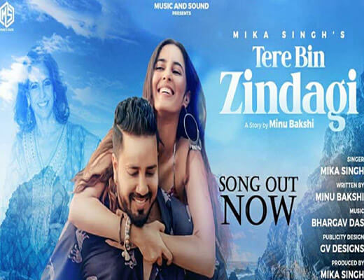 Tere Bin Zindagi Lyrics – Mika Singh
