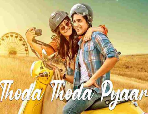 Thoda Thoda Pyaar Lyrics – Stebin Ben