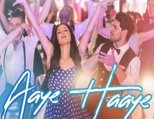 Aaye Haaye Lyrics – Millind Gaba & Aditi Singh Sharma