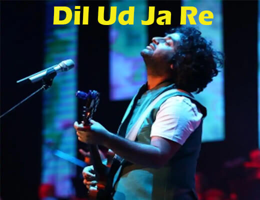 Dil Udd Ja Re Lyrics – Paggalait