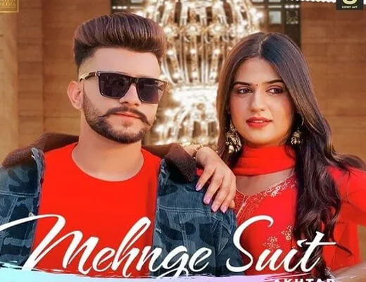 Mehnge Suit Lyrics – Nawab, Gurlez Akhtar