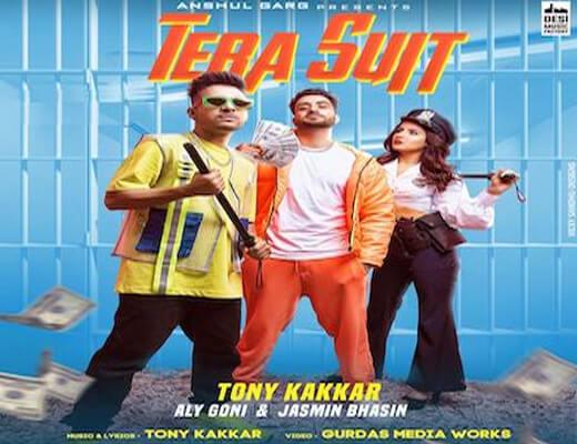 Tera Suit Lyrics – Tony Kakkar