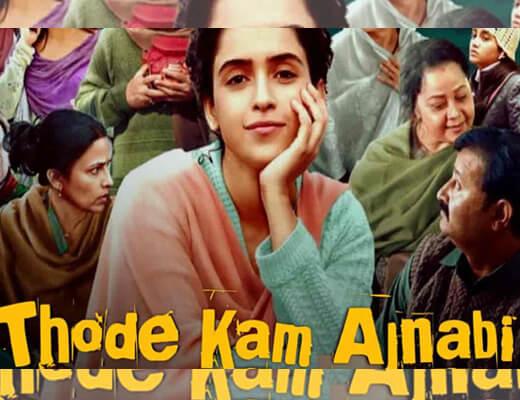 Thode Kam Ajnabi Lyrics – Paggalait Arijit Singh