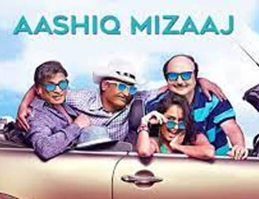 Aashiq Mizaaj Lyrics – Shaukeens